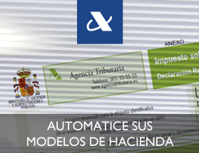 Módulos de hacienda para SAP Business One