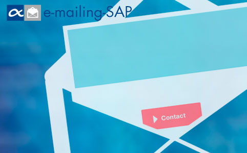 E-mail Marketing with SAP Business One connectors