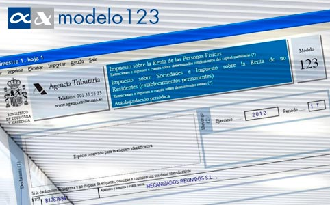 Model 123 module for SAP Business One