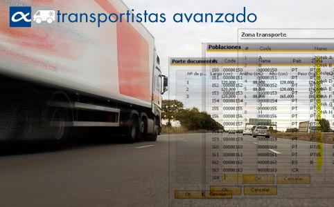 Módulo transportista para SAP Business One