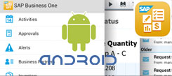 SAP Business One Android
