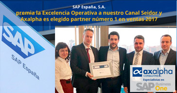 mayor volumen de ventas SAP Business One 2017